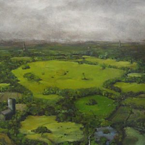 The Parishes 2005 Oil on canvas 71cm x 56cm