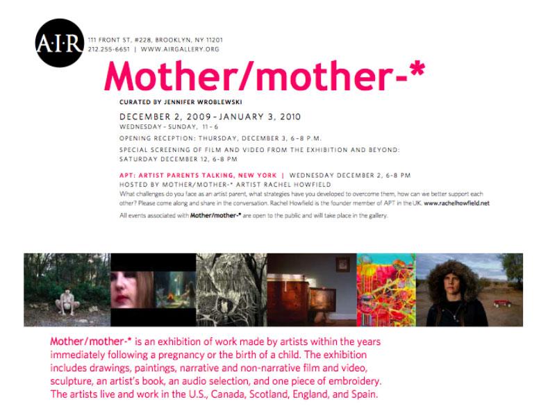 mother mother flier
