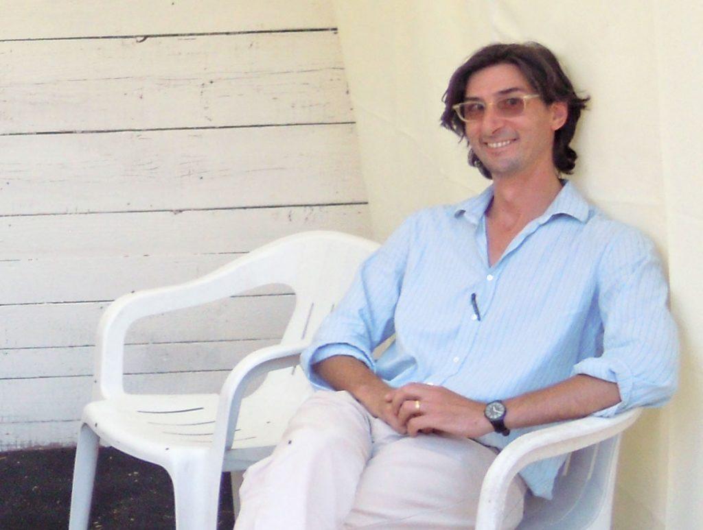 Francesco Nevola portrait 2011