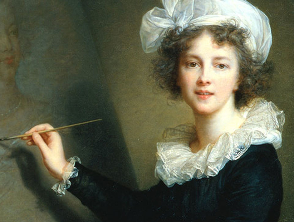 Graine Rice Preface image of Madame Vigee Le Brun