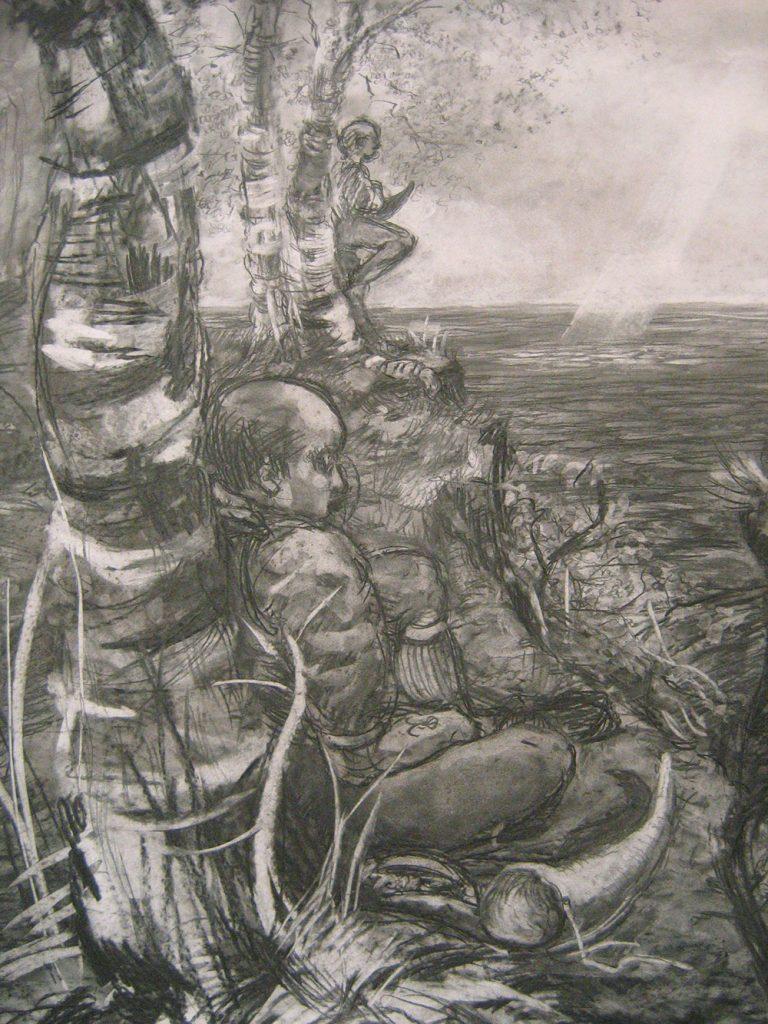 Apotropaic 2005 (detail)