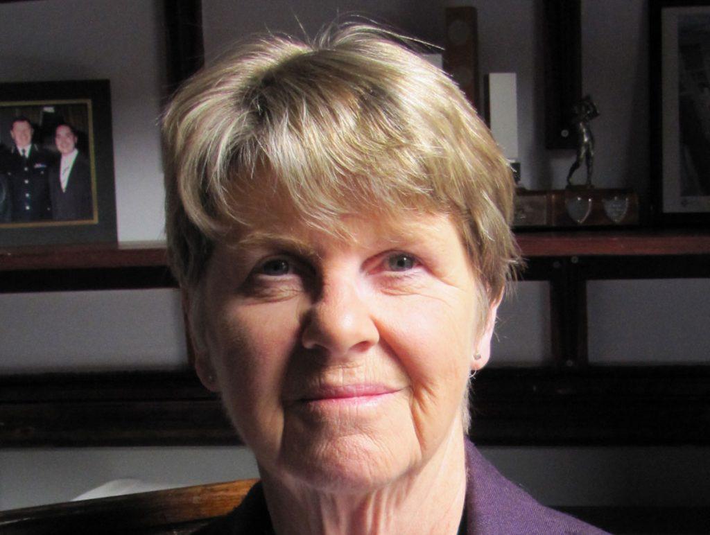 Jean mcfadden solo portrait