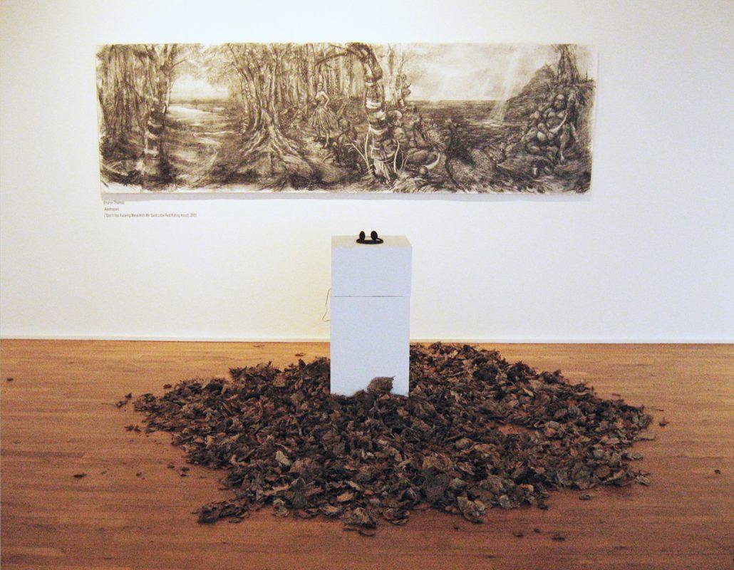 SeApotropaic, 2005, Museet For Religiøs Kunst, 2009