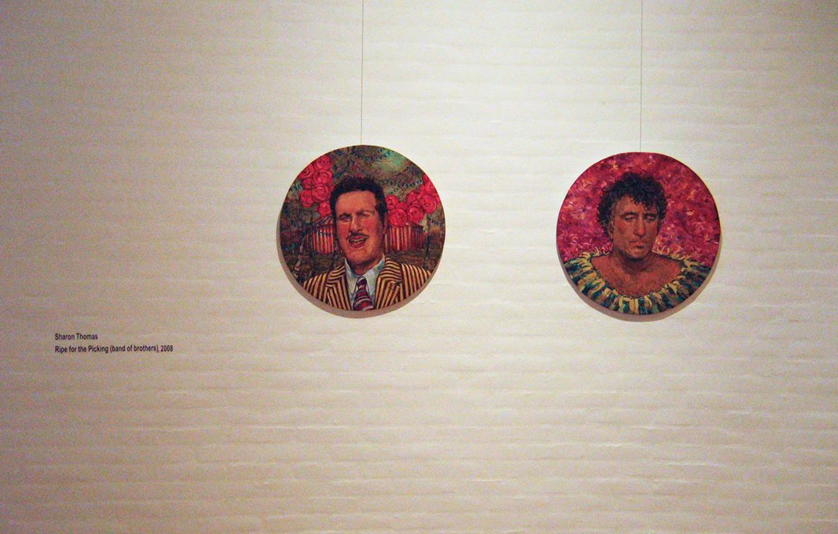 Ripe for the Picking (detail), Museet For Religiøs Kunst, 2009