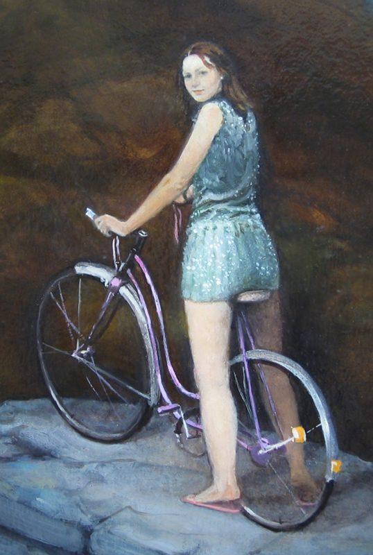 Regina Res Publica (detail), 2004. Oil on canvas, 167.6 x 224.8 cm