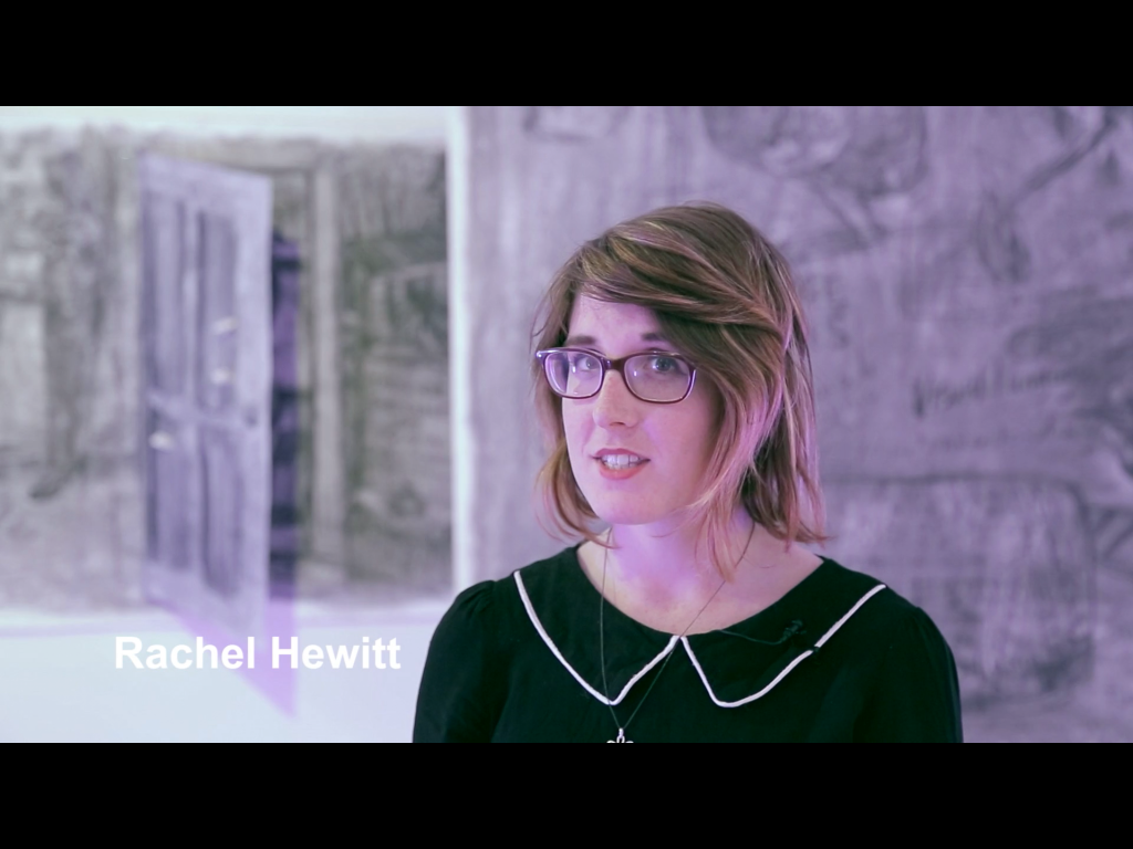 Curator Rachel Hewitt interview about Beyond Epilepsy, Summerhall TV 2016