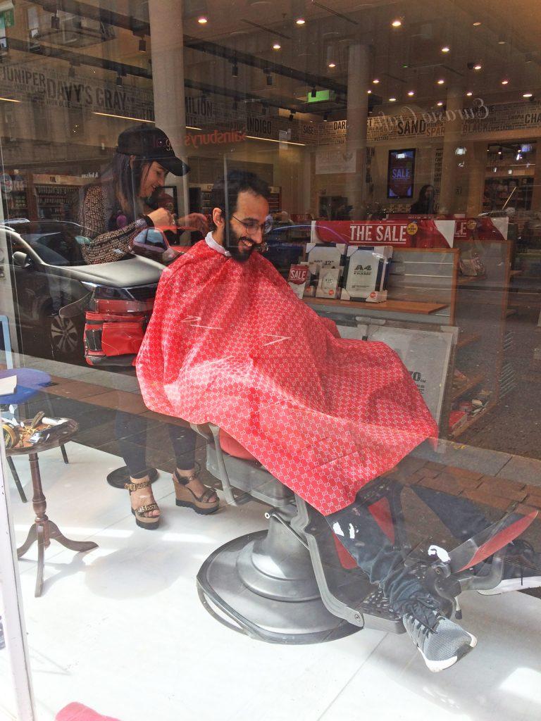Brazuka barbers sit Cassart, 2019