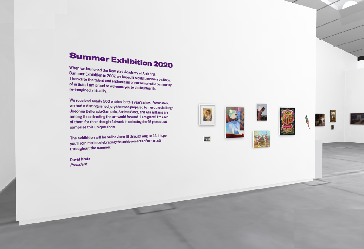 NYAA Summer Exhibition 2020