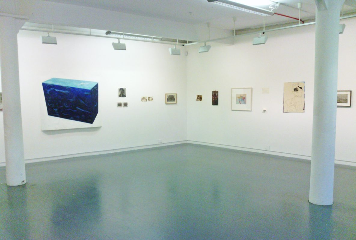 Glasgow Project Rooms, 2014