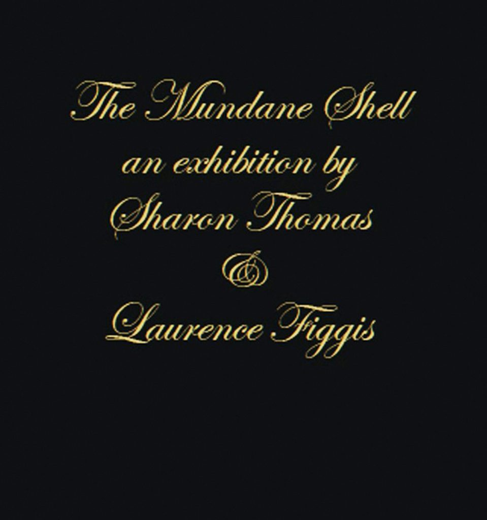 The Mundane Shell flier 2009