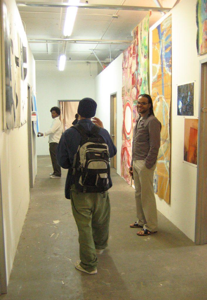 Crane St Open Studio NYC 2005