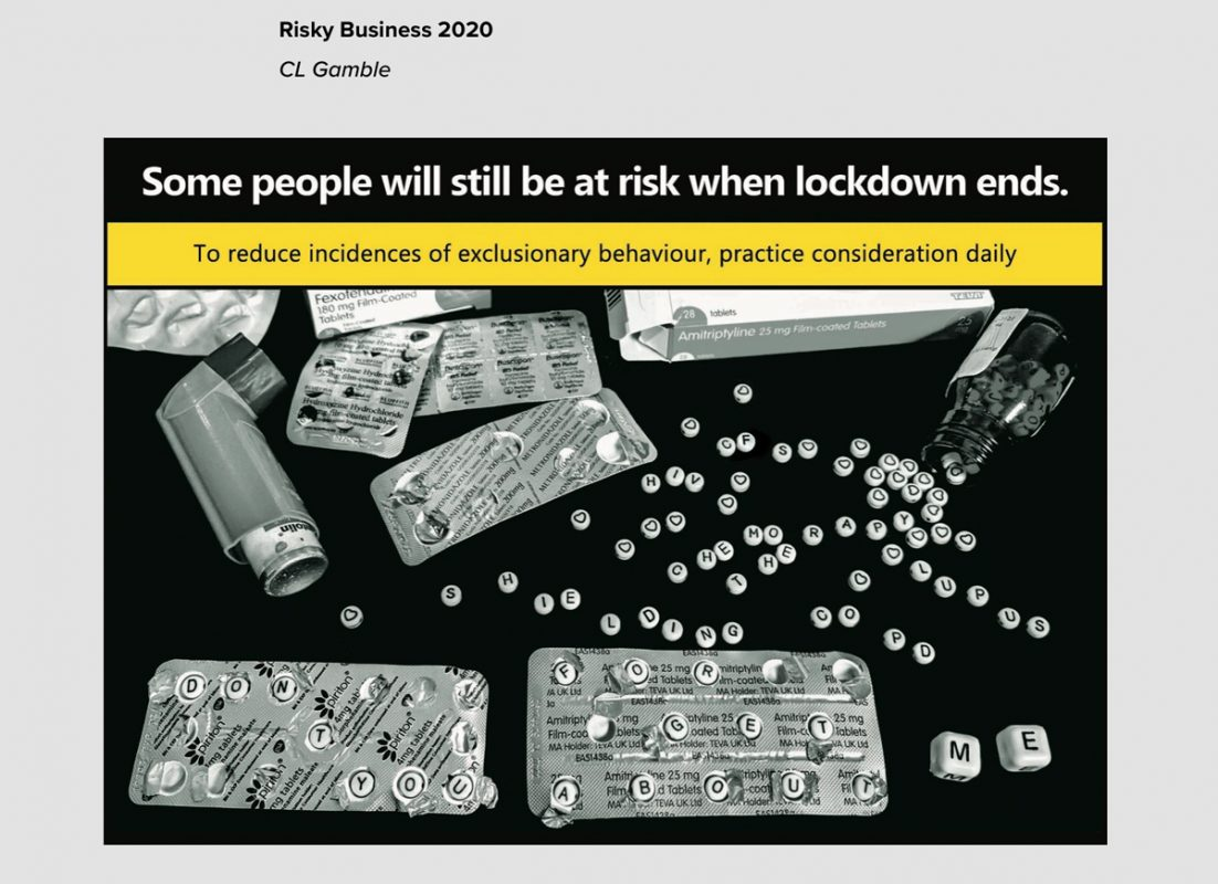 CL Gamble, Risky Business 2020