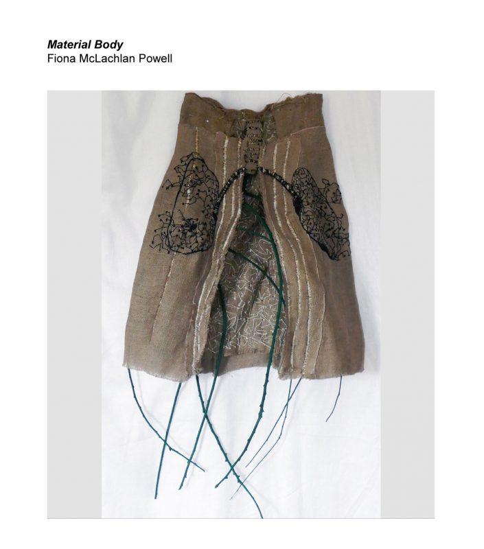 Fiona McLachaln Powell, Material Body