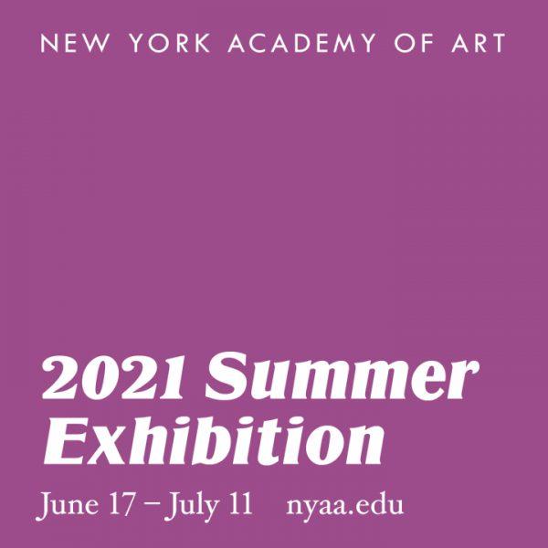 NYAA Summer Exhibition flier 2021